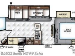 New 2017  Forest River Rockwood Ultra Lite 2702WS by Forest River from South Hill RV Sales in Puyallup, WA