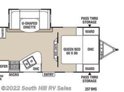 New 2018  Coachmen Freedom Express 257bh by Coachmen from South Hill RV Sales in Puyallup, WA