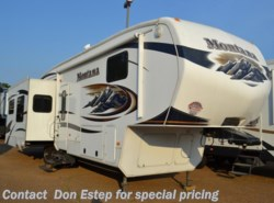 Used 2011  Keystone Montana 3465SA by Keystone from Robin Morgan in Southaven, MS