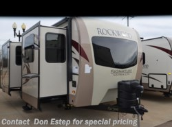 New 2017  Forest River Rockwood Signature Ultra Lite 8324BS by Forest River from Robin Morgan in Southaven, MS