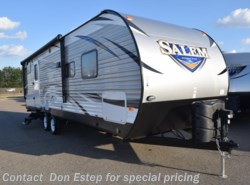 New 2017  Forest River Salem 27DBK by Forest River from Nate Palmer in Southaven, MS