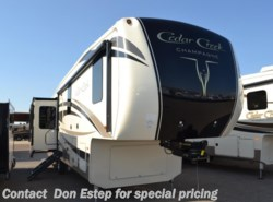 New 2018  Forest River Cedar Creek Hathaway 38EL by Forest River from Robin Morgan in Southaven, MS