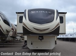 New 2018  Grand Design Solitude 379FLS R by Grand Design from Robin Morgan in Southaven, MS