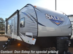 New 2018  Forest River Salem 27RKSS by Forest River from Robin Morgan in Southaven, MS
