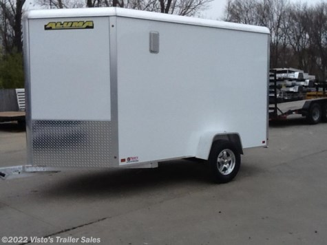 2018 Aluma 6x10 Enclosed Trailer