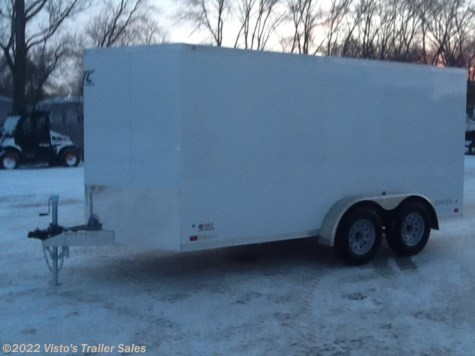 2018 ATC 7'X14' Enclosed Trailer