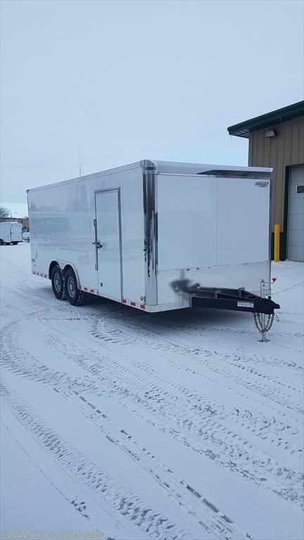 2018 Bravo 8.5'X20' Enclosed Trailer
