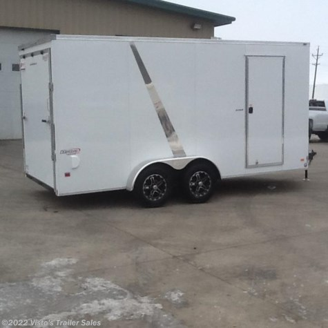 2018 Bravo Scout 7'X16' Enclosed Trailer