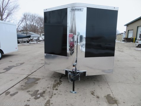 2018 Haulmark Transport 8.5'X20' Enclosed Trailer