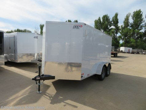 2019 Bravo Scout 7'X12' Enclosed Trailer