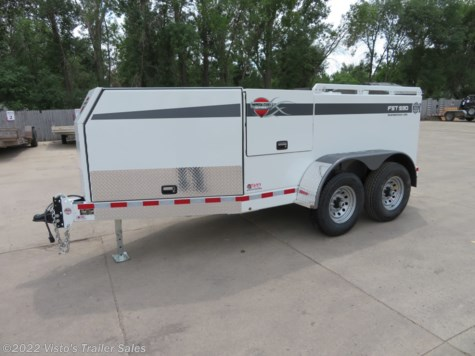 2018 Thunder Creek Equipment 990 Gallon Fuel Trailer