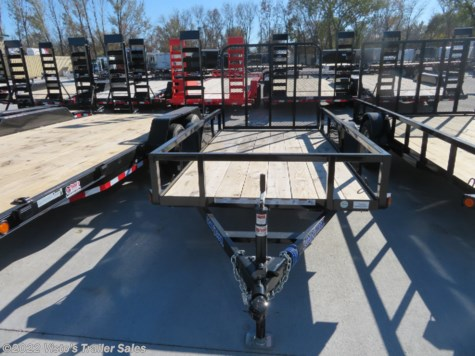 2018 Load Trail Single Axle Utility 60''X10' Utility Trailer