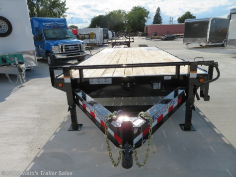 2018 Load Trail 102''x25' Deckover Trailer