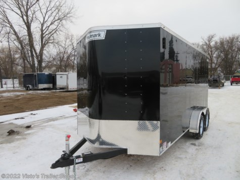 2019 Haulmark Passport 7'x16' Enclosed Trailer