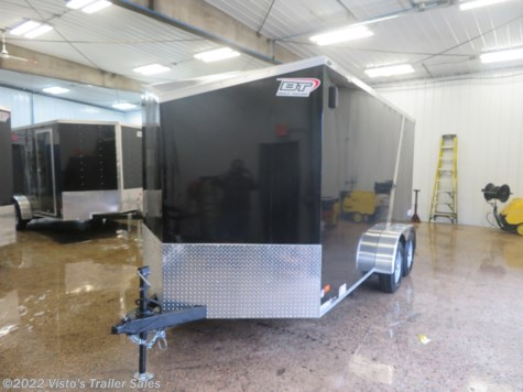 2019 Bravo Trailers Scout 7'X14' Enclosed Trailer