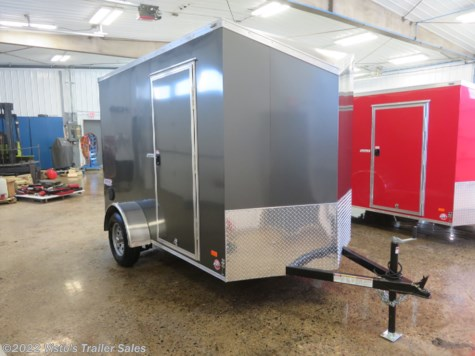 2019 Bravo Scout 6'X10' Enclosed Trailer