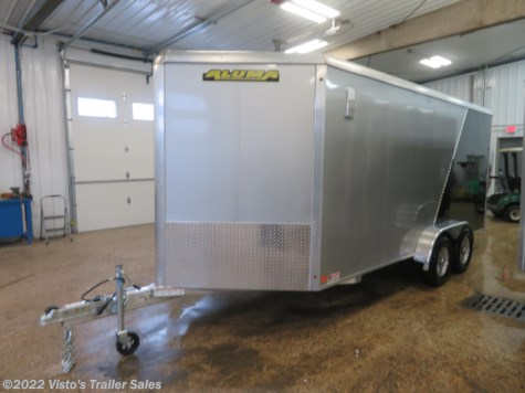 2019 Aluma AE716TA 7'X16' Enclosed Trailer