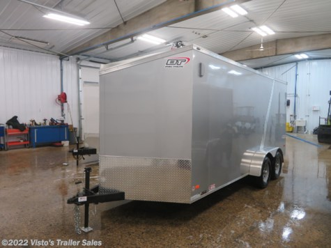 2019 Bravo Scout 7'X16' Enclosed Trailer