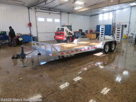 2019 Sundowner 80''X22' Equipment Trailer