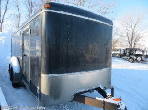 2007 United Trailers 7'X16' Enclosed Trailer
