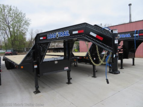 2019 Load Trail Heavy Duty Gooseneck 102'x32' Equipment Trailer
