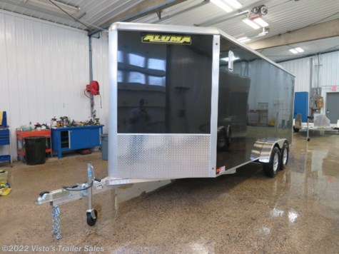2020 Aluma AE612 6'x12' Enclosed Trailer