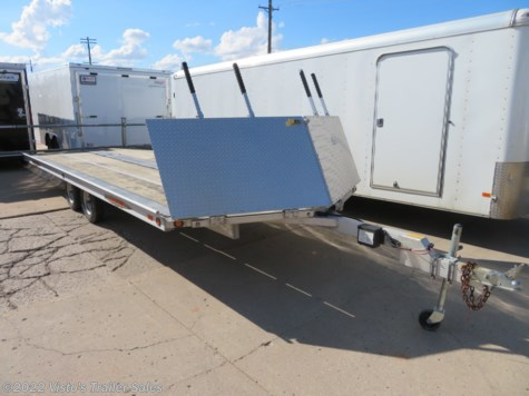 2009 Bear Track 8.5'X20' Snowmobile Trailer