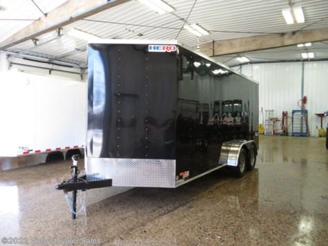 2020 Bravo Trailers Hero 7'X16' Enclosed