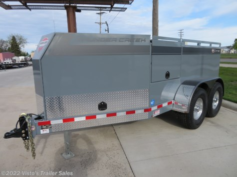 2019 Thunder Creek Equipment 990 Gallon Fuel Trailer