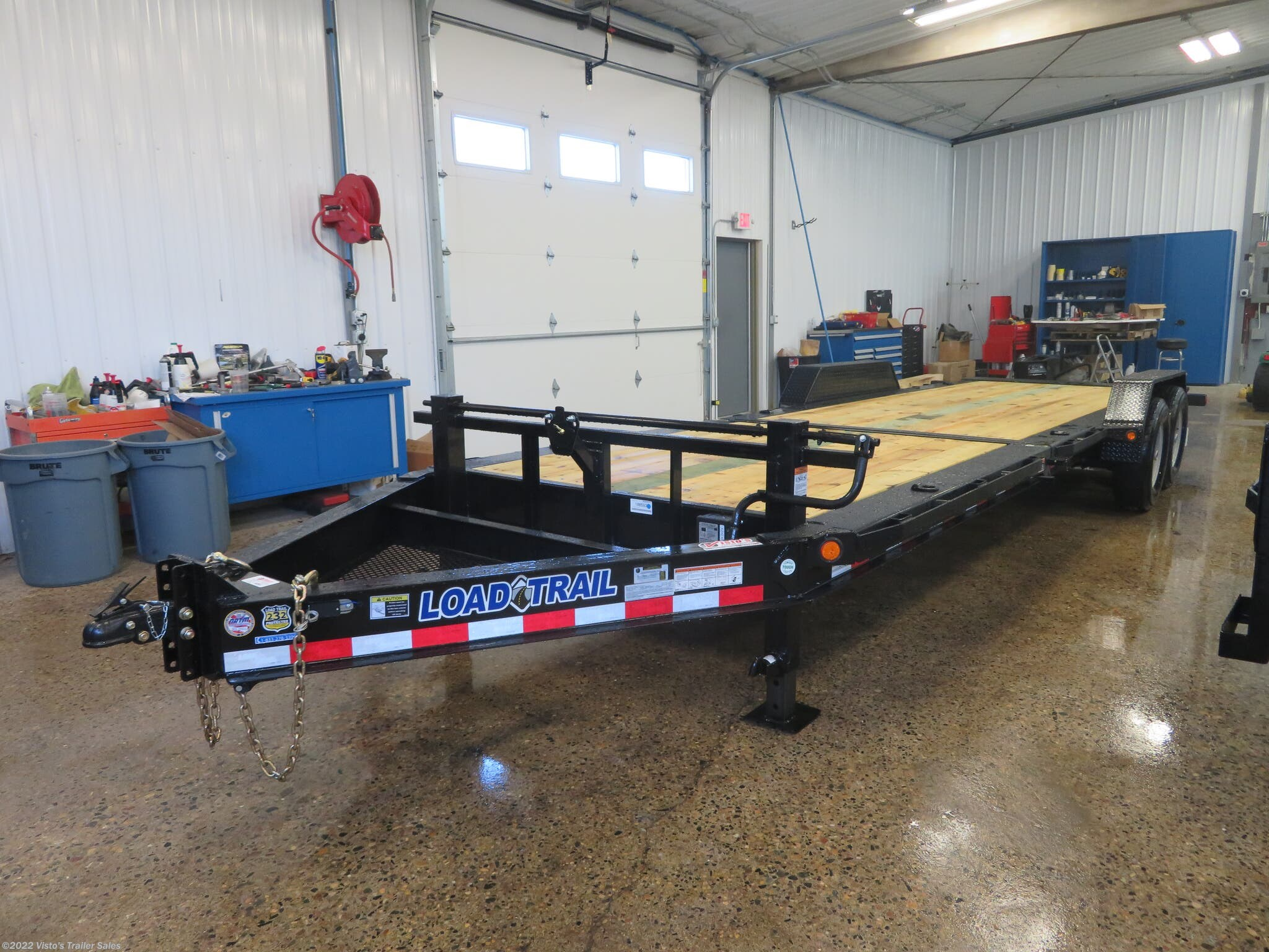 2019 Load Trail tilt decks