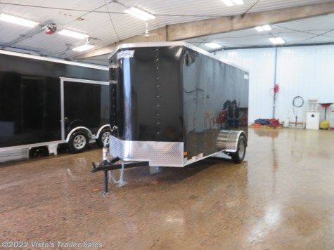 2019 Haulmark Passport 6'X12' Enclosed Trailer