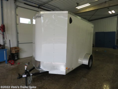 2019 Haulmark Passport 6'X10' Enclosed Trailer