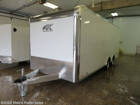 2020 ATC 8.5'X20' Enclosed Trailer