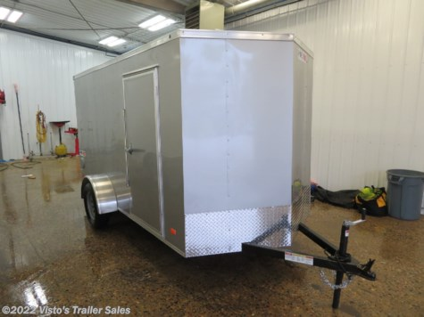 2020 Haulmark 6'X12' Enclosed Trailer