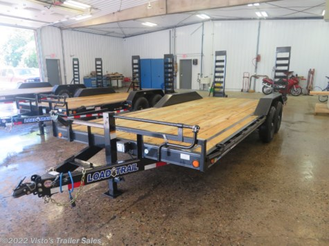 2019 Load Trail 102''X20' Equipment Trailer