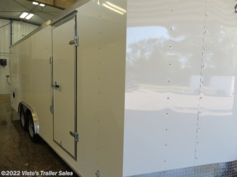 2019 Haulmark 8.5'X20' Enclosed Trailer