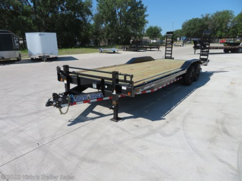 2019 Load Trail 102''X24' Equipment Trailer