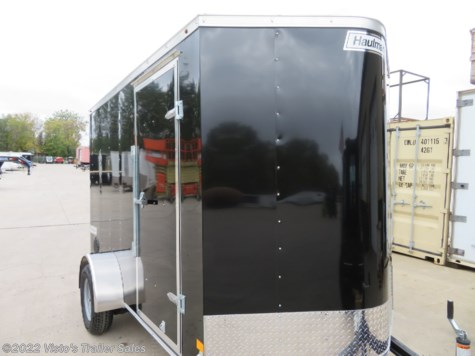 2020 Haulmark 6'X10' Enclosed Trailer