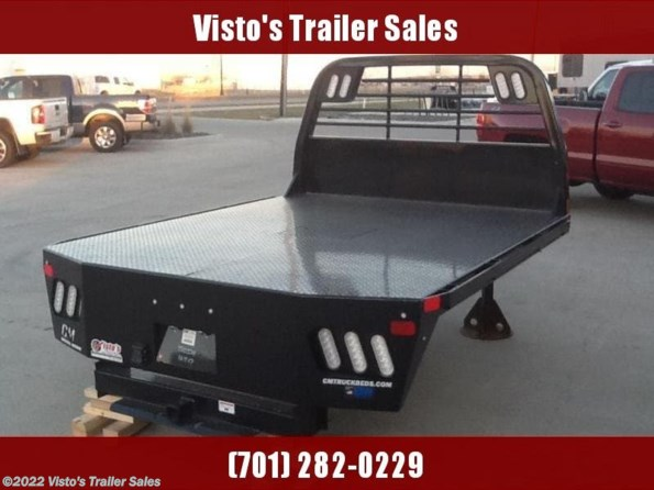2020 CM Trailers RD2 8