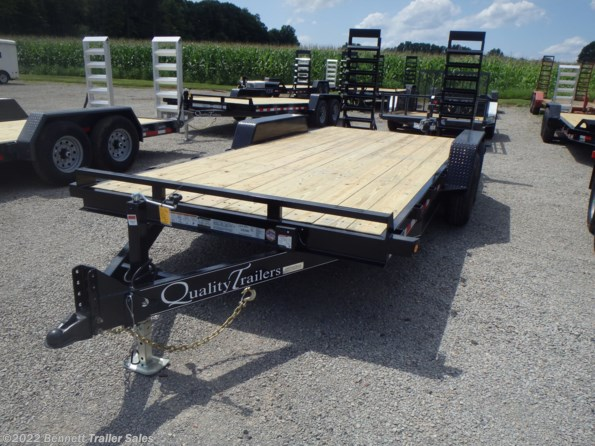 2021 Quality Trailers DH Series 18 available in Salem, OH