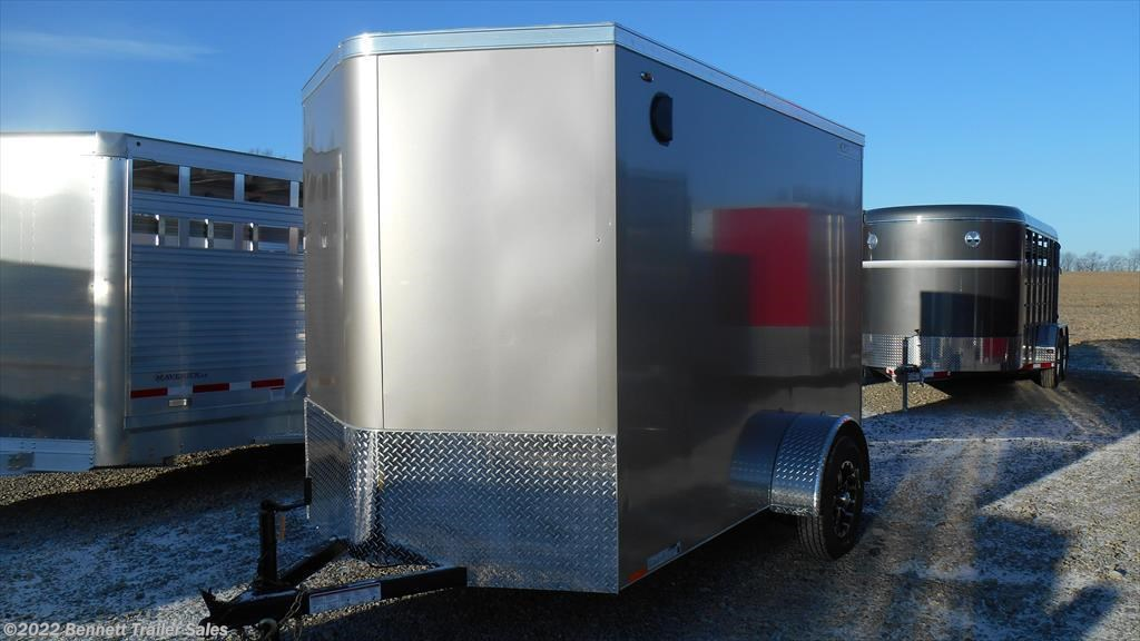 Stock Photo - Trailer will be Charcoal Gray