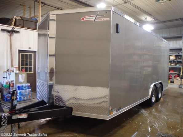 2022 Cross Trailers 818TA3 Arrow available in Salem, OH
