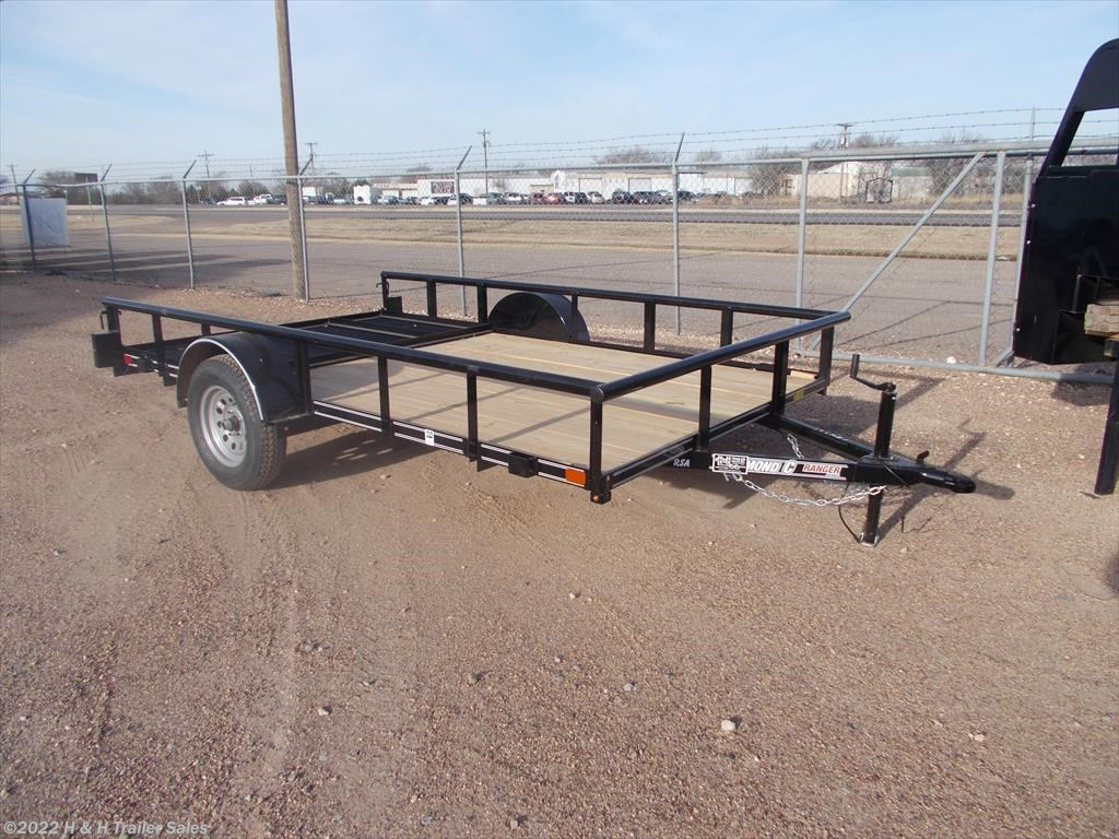 Utility Trailer 2017 Diamond C Ranger Trailersusa