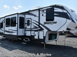 Used 2015  Grand Design Momentum 348  M by Grand Design from Stoltzfus RV's & Marine in West Chester, PA