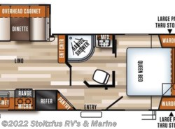 New 2018  Forest River Vibe 224RLS by Forest River from Stoltzfus RV's & Marine in West Chester, PA
