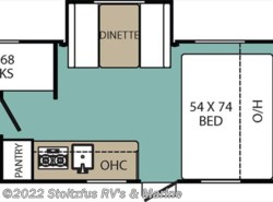 New 2018  Forest River  VIKING 17BHS by Forest River from Stoltzfus RV's & Marine in West Chester, PA