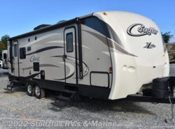 Used 2017  Keystone Cougar 28 RLS by Keystone from Stoltzfus RV's & Marine in West Chester, PA