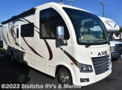 Full Specs For 2019 Thor Motor Coach Axis 27 7 Rvs Rvusa Com