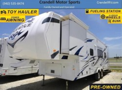 Used 2011  Heartland RV Cyclone 2812