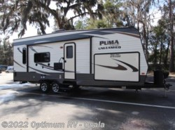 New 2016  Forest River  Puma Unleashed Travel Trailers 25 TFS by Forest River from Optimum RV in Ocala, FL